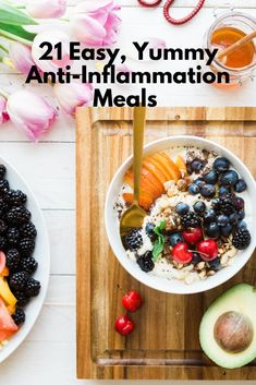 Get the FREE Guide: 7 Days of Anti-Inflammatory Meals Made Easy. This planner includes: 1.) Hours spent researching and cooking recipes 2.) 45 anti-inflammatory breakfast, lunch and dinner recipes 3.) 7-Day Meal Planner to conveniently plan weekly meals