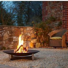 Sunset Fireplace - alt_image_three Fire Pit Art, Fire Pit Bowl, Fire Bowls, Outdoor Fire, Outdoor Living, Outdoor Decor, Outside Fire Pits, Woodland House, Fire Pit Backyard