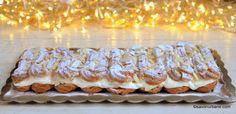 Prajitura Verdens Beste - cea mai buna din lume   Savori Urbane Romanian Food, Eclairs, Biscuits, Caramel, Pie, Sweets, Desserts, Cakes, Pastries