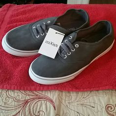 Flash Sale!!!! Leather Boat Athletic Sz7 Great Shoe for Casual Cookout/Beach and Hangout Time. coXist Shoes Athletic Shoes