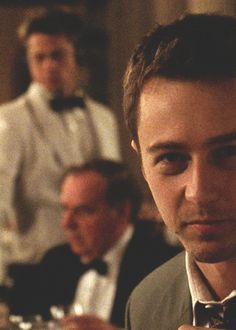 """Fight Club -                                     1st RULE: You do not talk about FIGHT CLUB. 2nd RULE: You DO NOT talk about FIGHT CLUB. 3rd RULE: If someone says """"stop"""" or goes limp, taps out the fight is over. 4th RULE: Only two guys to a fight.  5th RULE: One fight at a time.         6th RULE: No shirts, no shoes. 7th RULE: Fights will go on as long as they have to. 8th RULE: If this is your first night at FIGHT CLUB, you HAVE to fight."""