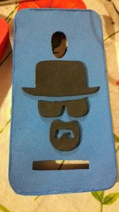 Diy case breaking bad em eva\foam