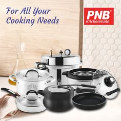 Enjoy Cooking Experience with these Mixed #Products which is for all your Cooking Needs.👌😍 #PNBKitchenmate🍲😍 #kitchenset #kitchenlife #kitchen #kitchendesign #kitchenaid #kitchenremodel #kitchener #best #newmodel #new #newproducts #hard #pressurecooker #mykitchen #mykitchenrules #my #models #mixed #products