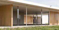Mies van der Rohe Golfclubhaus - 1:1 Model,© Thomas Mayer