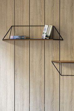 Epure shelf by Kann, design AC/AL Studio