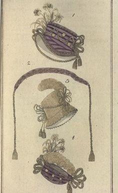 October 1797 Journal des Luxus und der Moden