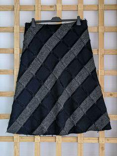 West Bromwich, Skirts For Sale, Winter Wardrobe, Size 14, Black And Grey, Ebay, Fashion, Capsule Wardrobe Winter, Moda