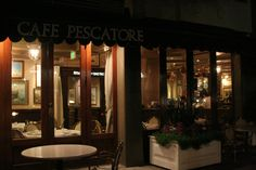 Cafe Pescatore KidScore 89, Love this place in San Francisco,CA