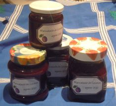 Candle Jars, Candles, Ale, Virginia, Plum Jam, Sorbet, Salads, Cordoba, Lactose Free