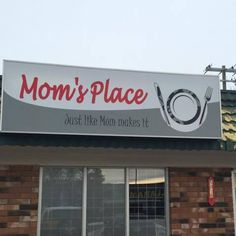 5016 Ave SE 2 moms who worked in a restaurant for 23 years open their own place. Calgary, Thursday, Wednesday, American Breakfast, Mom, Burgers, Places, Outdoor Decor, Restaurants