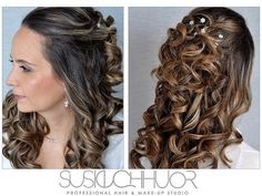 MY PROM HAIR FORSURE! :) @Caitlin Ann & @Kendra Ramsey    Yaaaaaay. :). Buttttt.. Instead of those little thingys I'm gonna put my hair clip in :)