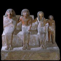 L'acculturation de cette société et l'aventure de la civilisation... (2) En Égypte ancienne !