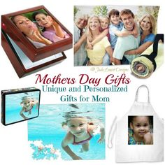 Mothers Day Gifts; Using photo products for unique gift ideas #mothersdays #mothersdaygifts  STAY AT HOME MOM'S LOVE THIS MONEY MAKER!  http://bigideamastermind.com/newmarketingidea?id=moemoney24