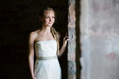 Emilie, gorgeous french bride