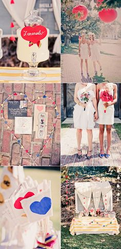 love the feel of this wedding- understated but the love is obv. overflowing!