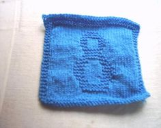 Knitted Eight Square