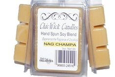 ChicWick Candles 3Pack Mahogany Teakwood Soy Blend Wax Melts 9oz 18 Wax Cubes Wax Tarts Wax Chunks 100 Plus Hours of Quality Fragrance