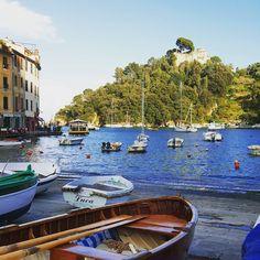 Portofino  Location  #italy  P. Copyright #electraasteri