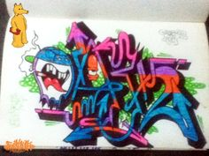 #Oak #Black_Book #Lord #Quas #Musica #Graffiti #One #Love #2014
