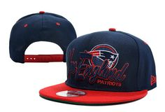 NFL New England Patriots Snapback Hats