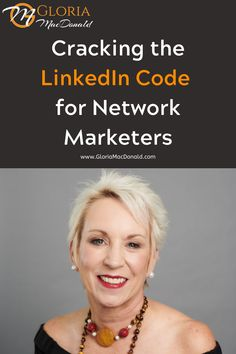 """Prospecting can be simple and easy... but you gotta know the secrets.  In surveying over 3,000 Network Marketers, one of the biggest challenges they face is not knowing where and how to find people to talk to about their opportunity.  Fortunately, I've """"Cracked the LinkedIn Code"""" on prospecting for Network Marketers.   And I'm sharing the things you need to know and keep your eyes on."""