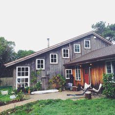 dream house in Bolinas, CA