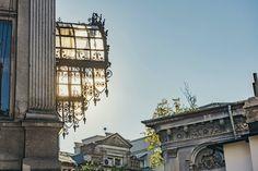 lumina de pe strada Pasului  foto: Alberto Groșescu