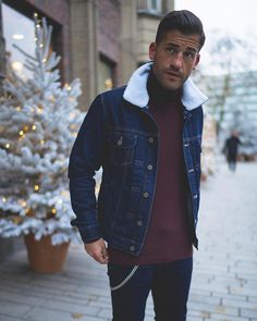 Denim by Kosta Williams, Jeansjacke #menfashion