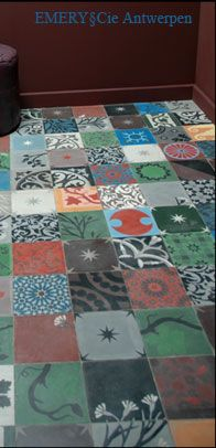 1000 images about carrelage on pinterest cement tiles for Emery cie carrelage