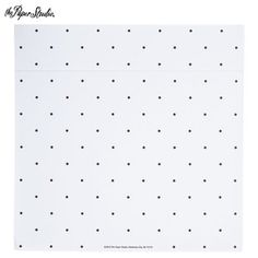 Get Black & White Polka Dot Envelope Liners - A7 online or find other Envelopes & Seals products from HobbyLobby.com