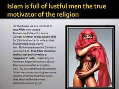 top things Muslims don't want you to know about Islam..... If you don't know much about the Qur'an , watch this video . It is a 101 on Qur'an teachings... And it will make your jaw drop.