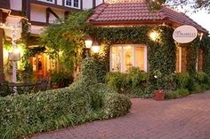 Loved it here - a homey atmosphere! Mirabelle Inn, Solvang, California.