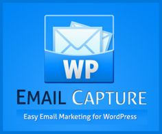 WP Email Capture Premium is an all in one email marketing plugin for WordPress. With tracking of leads, multiple list building and template functionality, we're confident that your search for an email marketing solution for WordPress is over.