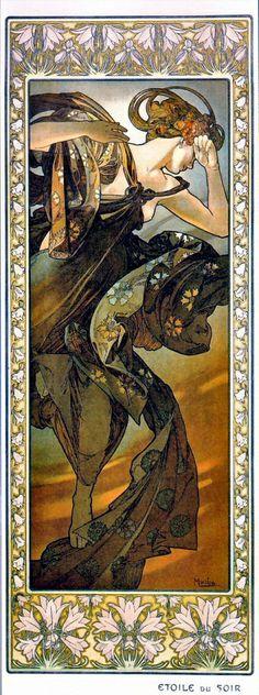 Alphonse Mucha - Mucha affiche