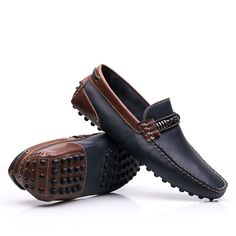 Casual Slip On Shoes, Formal Shoes For Men, Best Shoes For Men, Loafer Shoes, Loafers Men, Men's Shoes, Shoe Boots, Driving Shoes Men, Men's Wedding Shoes