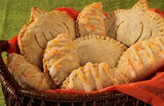 Pumpkin Pie Empanada Recipe