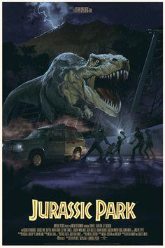 Jurassic Park, Stan & Vince