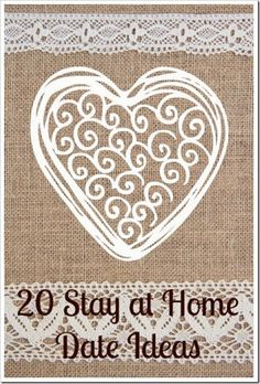 20 Stay at Home Date Ideas! No money? You can still get that loving feeling! Love My Husband, My Love, Husband Wife, Asking Someone Out, At Home Dates, Going On A Date, Romantic Dates, Stay At Home, Married Life