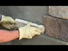 The addition of stone veneer can turn an ordinary wall, column or fireplace into an elegant and distinctive home feature.  With a little careful planning, creativity and puzzle-solving skills, stone veneer projects can be successfully achieved.
