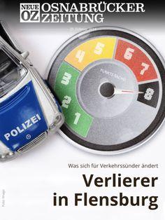 Ab Mai gilt das neue Punktesystem der Verkehrssünderkartei in Flensburg: Wir benennen die Gewinner und Verlierer dieser Reform - in der iPad-Abendausgabe vom 29. April 2014.