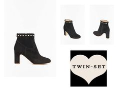 Botins TWIN-SET Simona Barbieri disponíveis. | D'Maglia | #fashion