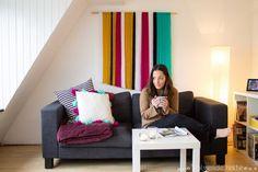 DIY: Un tapiz de lana - Volgende halte