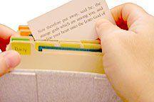 Memorizing Scripture the Simply Charlotte Mason Way