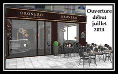 Oronero - Paris