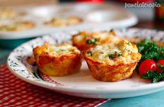 Panelaterapia | Muffin Misto Quente | http://panelaterapia.com