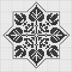 A lovely pattern Biscornu Cross Stitch, Xmas Cross Stitch, Cross Stitch Borders, Cross Stitch Charts, Cross Stitch Designs, Cross Stitching, Cross Stitch Embroidery, Cross Stitch Patterns, Filet Crochet Charts