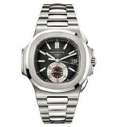 Patek Philippe Nautilus Chronograph 5980/1A-014 Gray Dial                                                                                                                                                                                 Mais