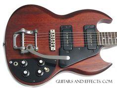 1971 Gibson SG Pro