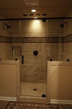 Pensamos nisto, mas aquele piso requer muita manutenção para se manter limpo :/ #higiene