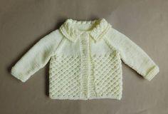 marianna's lazy daisy days: Danika Baby Jacket